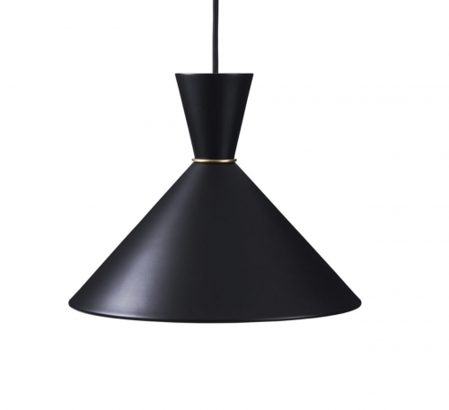 BLOOM  PENDANT LAMP BLACK